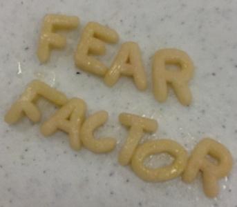 Fear Factor at St. Joseph's Indian School.