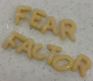 Fear Factor at St. Joseph's Indian School.