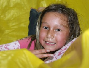 The Lakota students had a great time during field day!