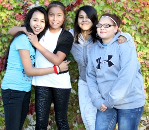 Problem solving and teamwork are a few of the many lessons youth learn at St. Joseph's Indian School.