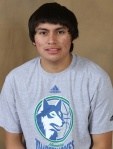 Reuben, a St. Joseph's senior, was named to the Big Dakota Conference Basketball Team. Way to go Reuben!