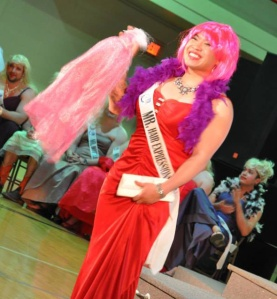 St. Joseph's staff coordinated the Mr. Relay for Life pageant to raise money for cancer research.
