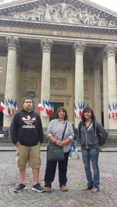 St. Joseph's staff and Lakota students enjoyed an exchange visit to St. Solange, in Chateauroux France.