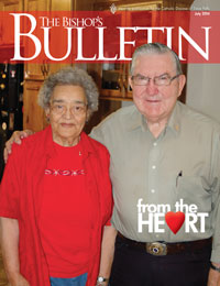 Deacon Bud and Frances are active at St. Joseph's and in the community.