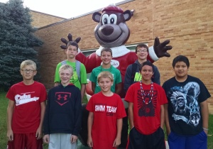 The Lakota students have lots of opportunities to participate in different activities at St. Joseph's, both on campus and in the community.