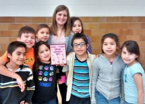 Each semester, St. Joseph's awards a traveling trophy to the class with the highest GPA in each age group.