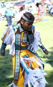 Join the Lakota children for St. Joseph's annual powwow September 19!